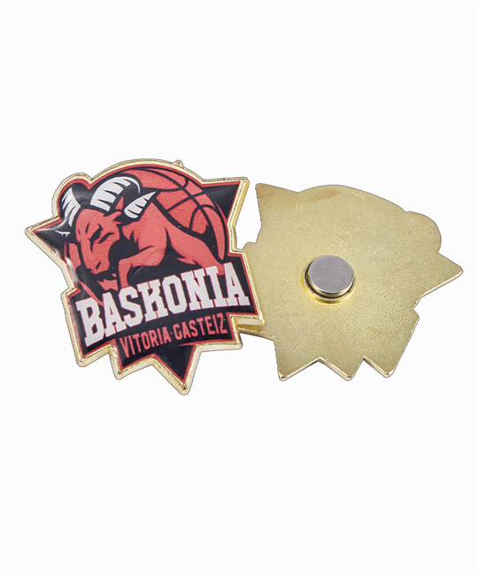 Baskonia Shield magnet