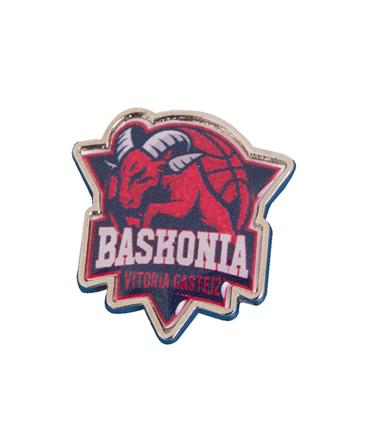 Pin baskonia shield