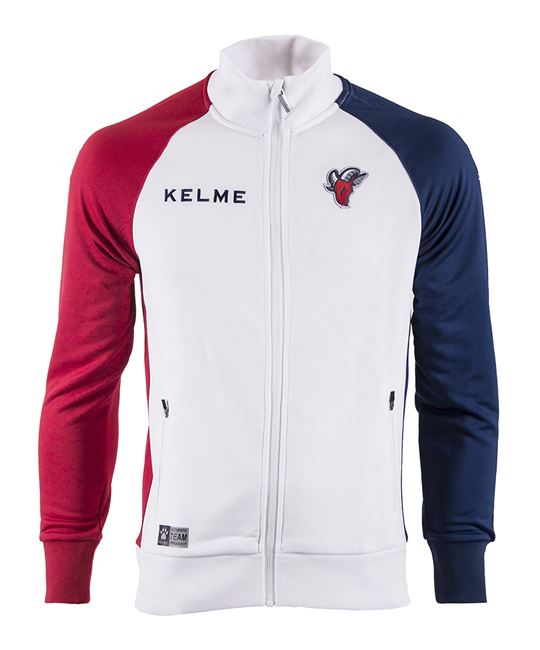 Junior Coach Training Jacket 18/19 Baskonia