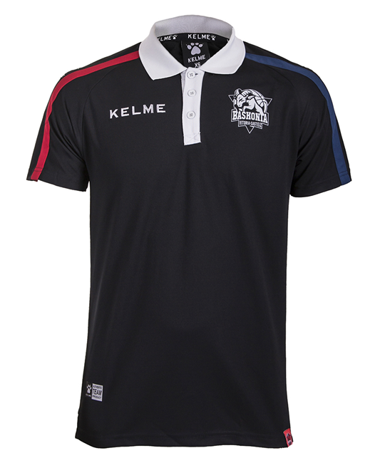 Polo Shirt Official (junior) 18/19 Baskonia