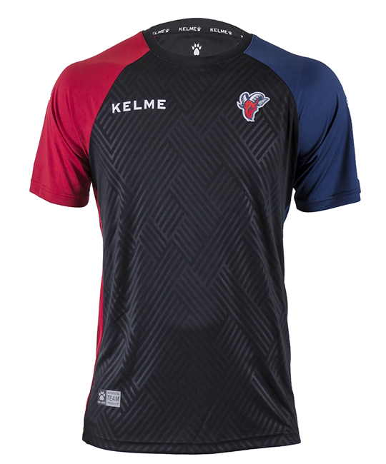 Player Short-Sleeved Training Jersey, 18/19 Baskonia