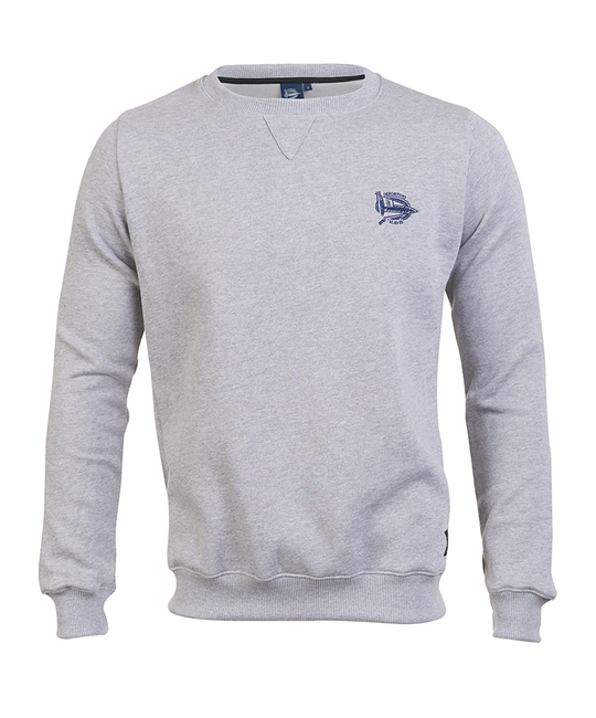 Deportivo Alavés' grey crewneck sweater