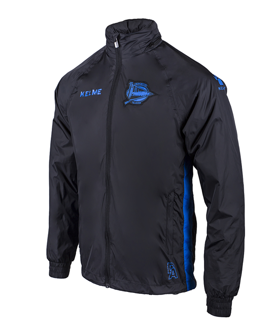 Coach Official Anorak 18/19 D. Alavés