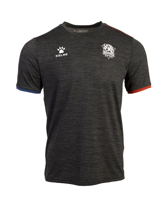 T-shirt short sleeved official, Baskonia 19/20