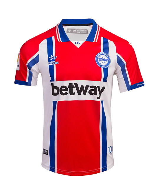 Away Jersey Deportivo Alavés, 20/21 kit